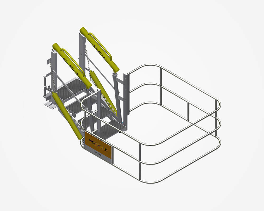 Folding Stairs ( FS )