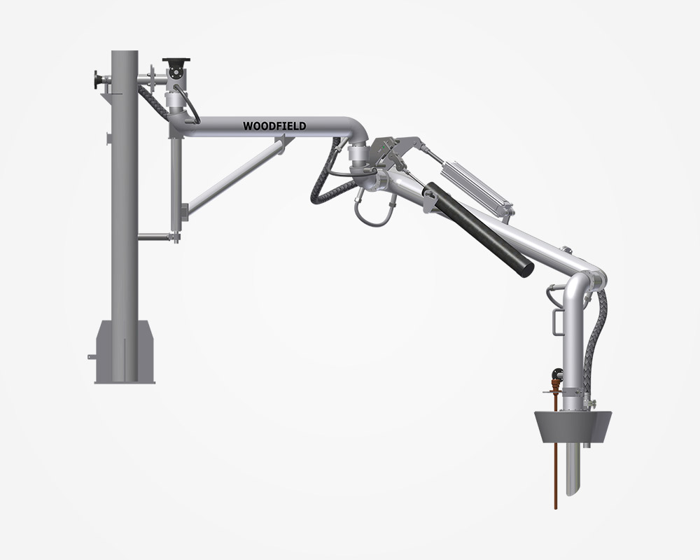 W440 PJR Long Reach Top Loading Arm