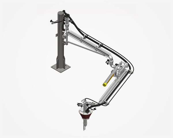 Heated Loading Arms / Unloading Arms