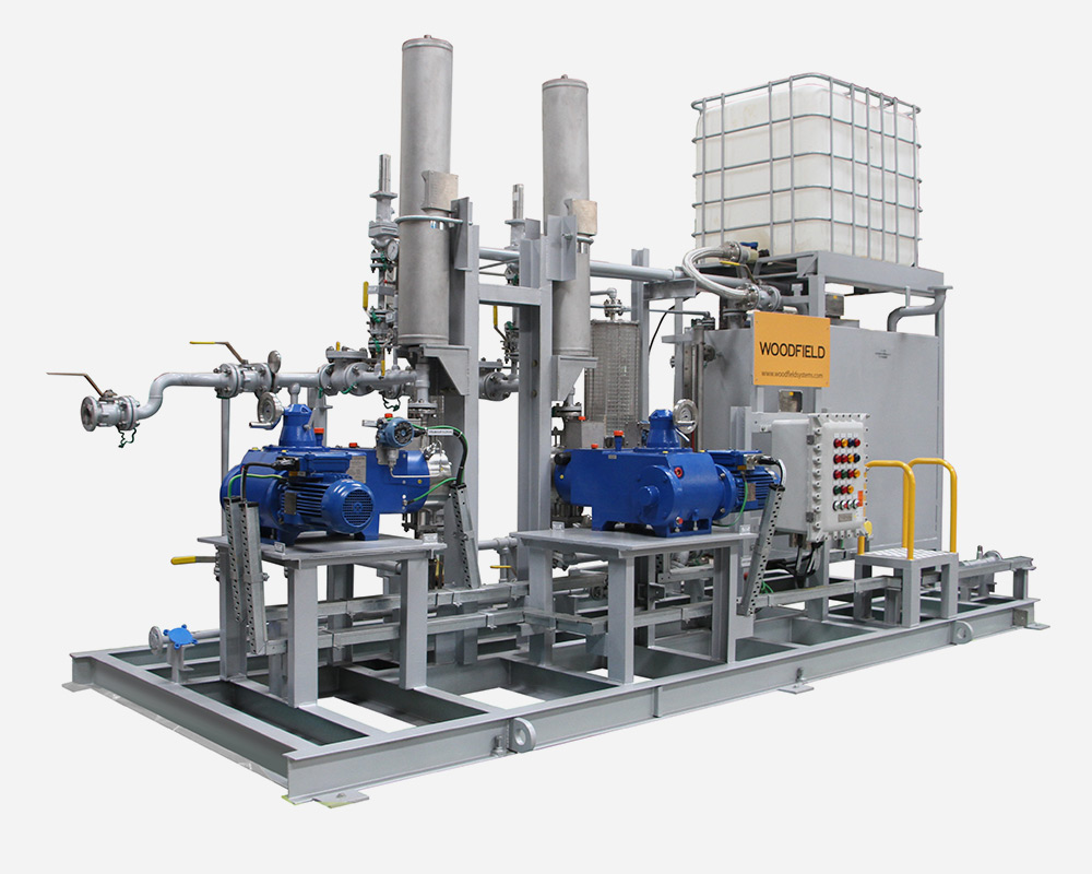 Chemical Dosing Skid And Chemical Injection Skids Solution