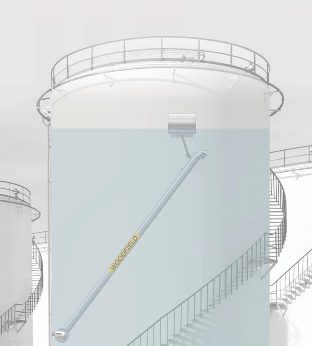 floating suction unit