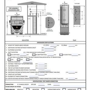 loading arm design datasheet